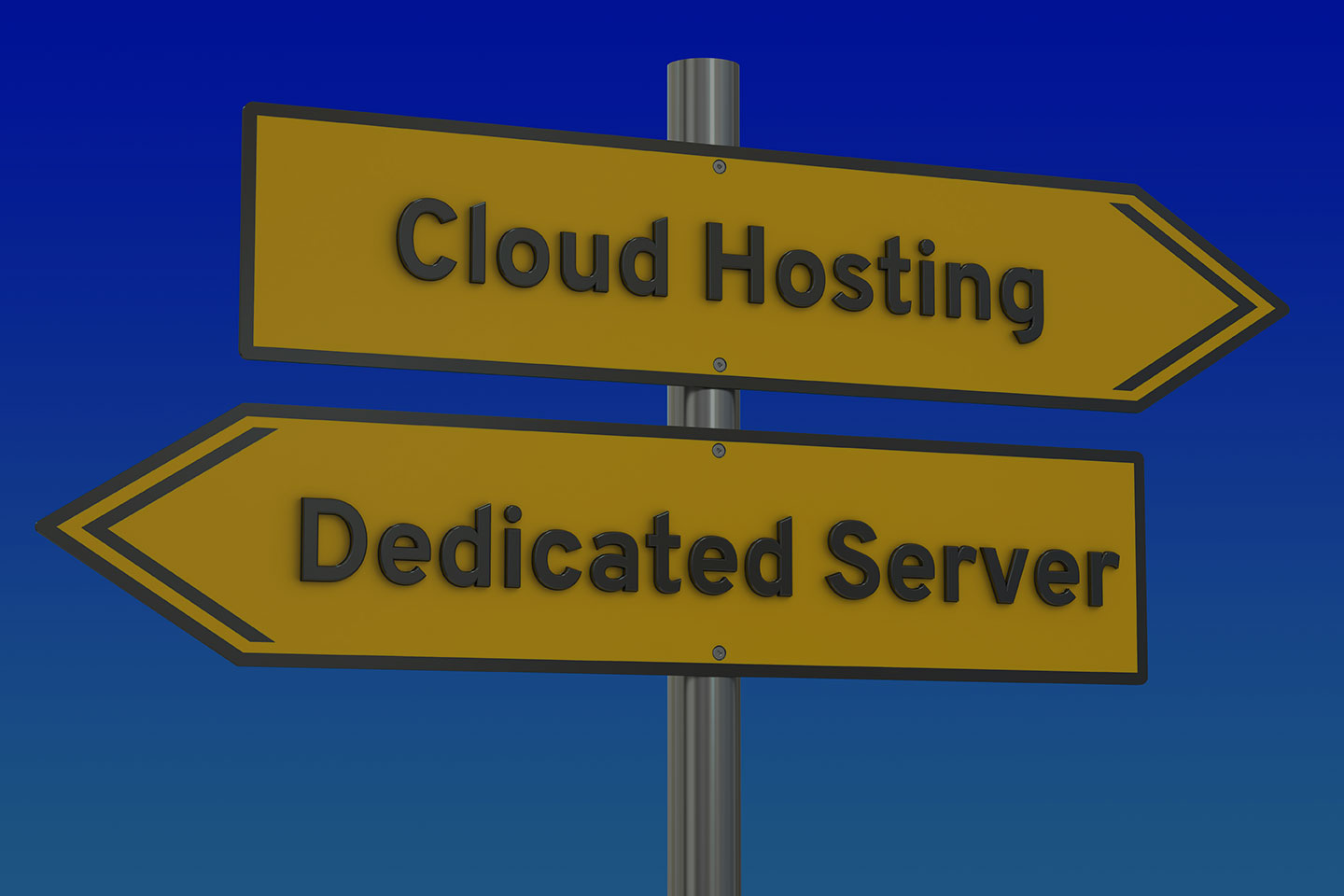 Comparison: Dedicated Server Vs. Cloud server